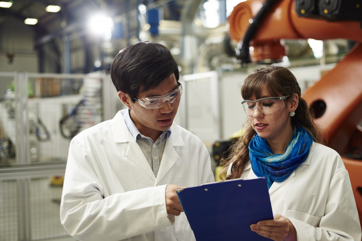 Industrial secondment opportunities for postdoctoral researchers