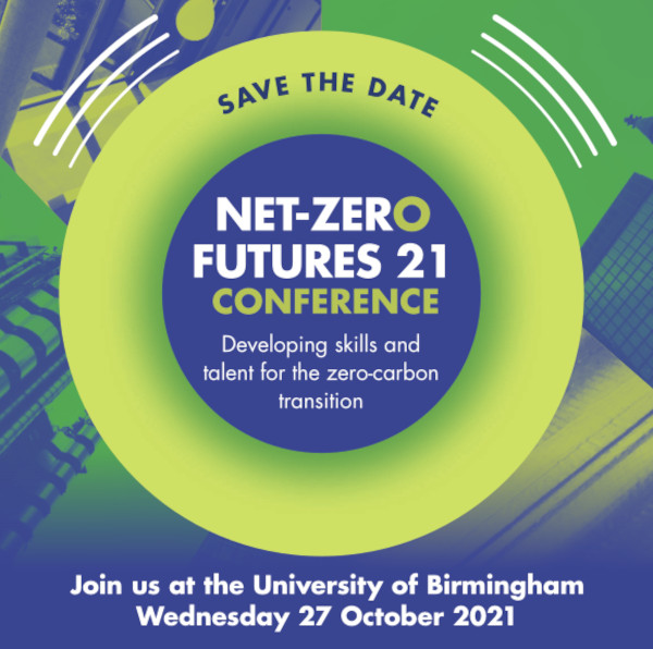 Come to our Net-Zero Futures conference!