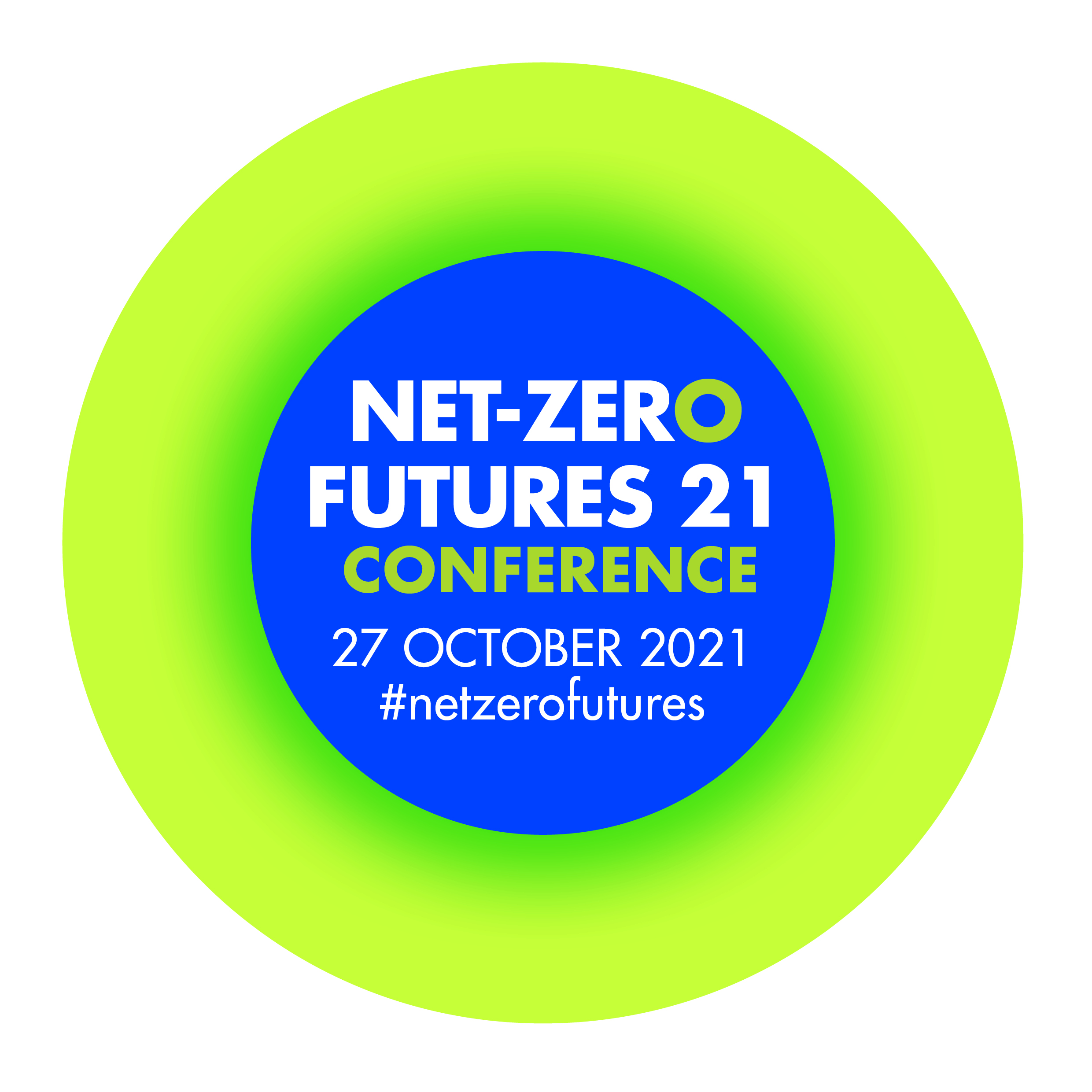 Net-Zero Futures conference: Weds 27th October 2021